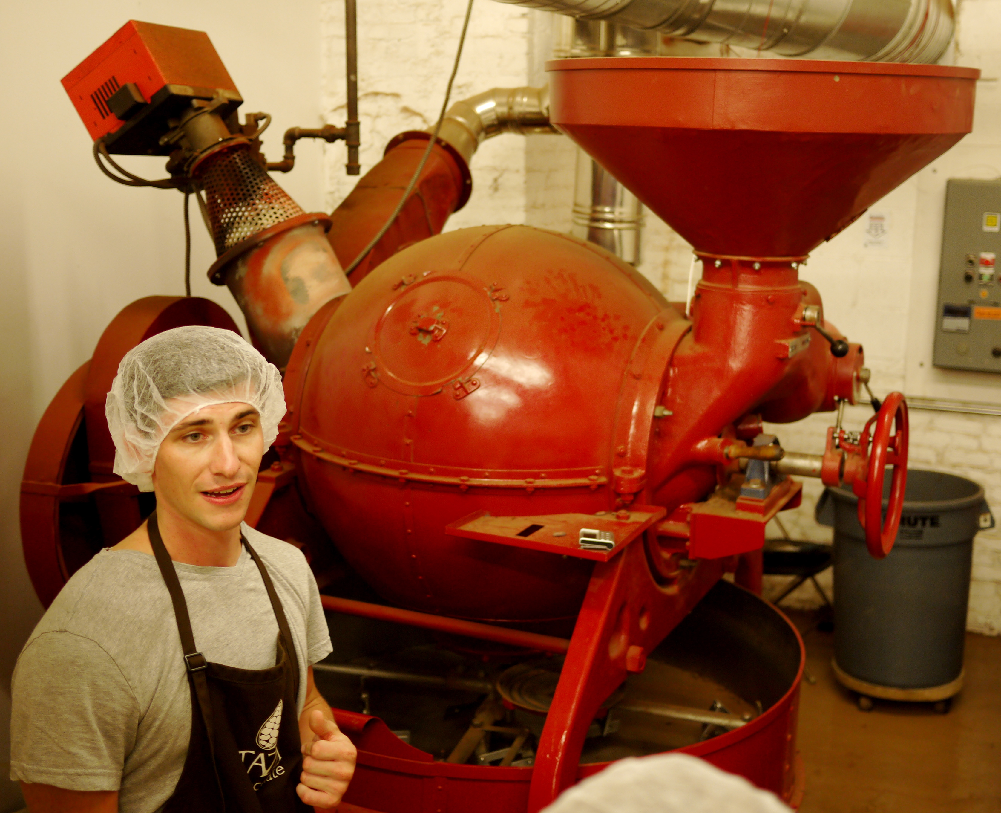 A day at the Taza Chocolate factory – City Feed and Supply